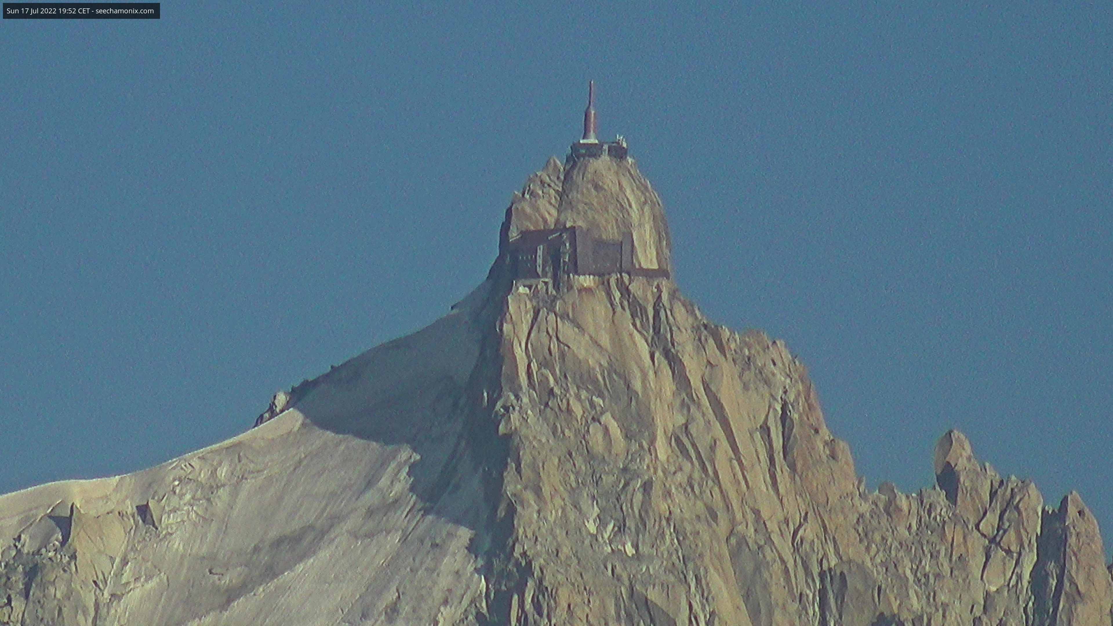 Webcams de Chamonix Mt. Blanc