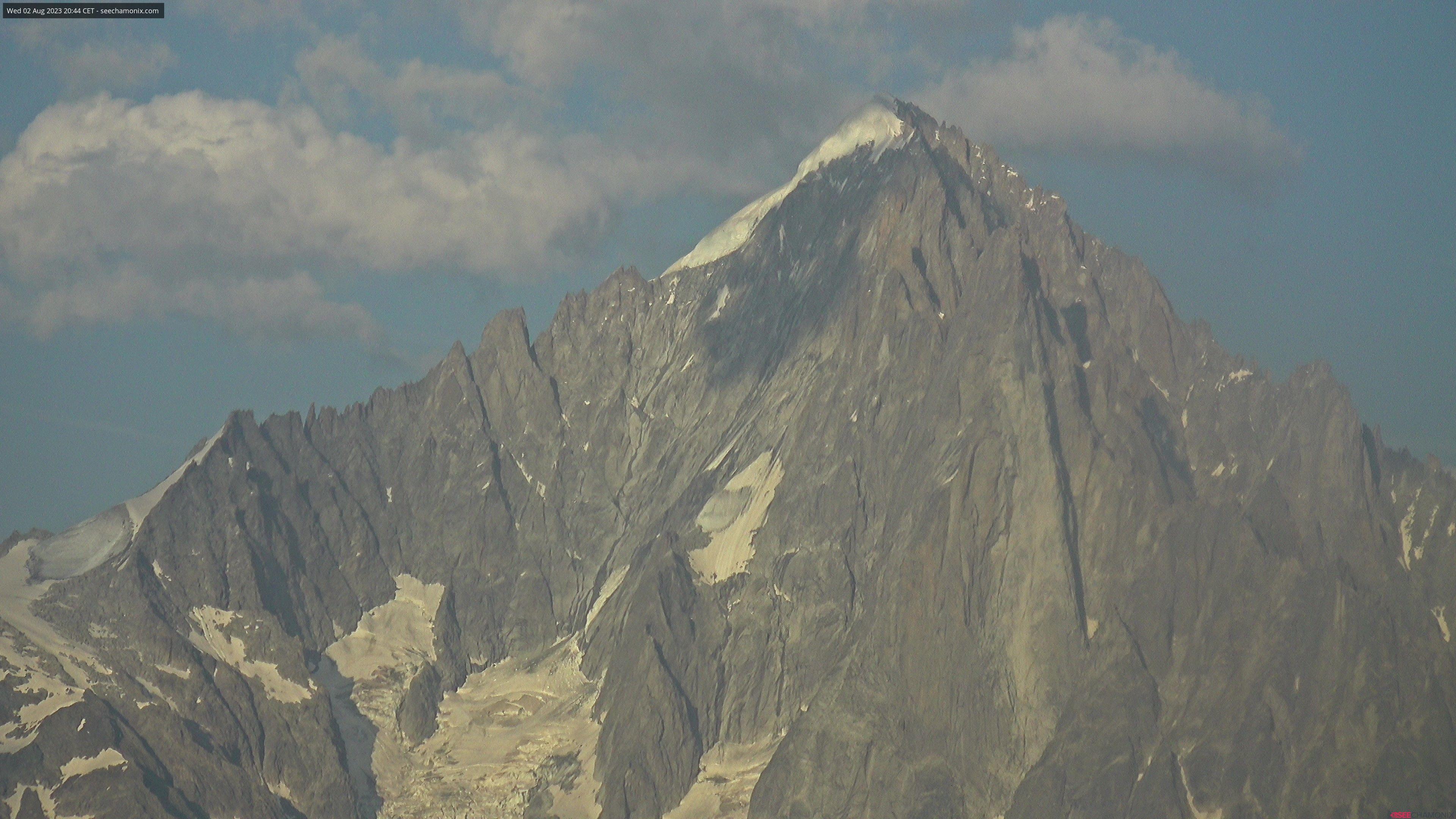 Webcams de Chamonix Mt. Blanc (Alpes Franceses)