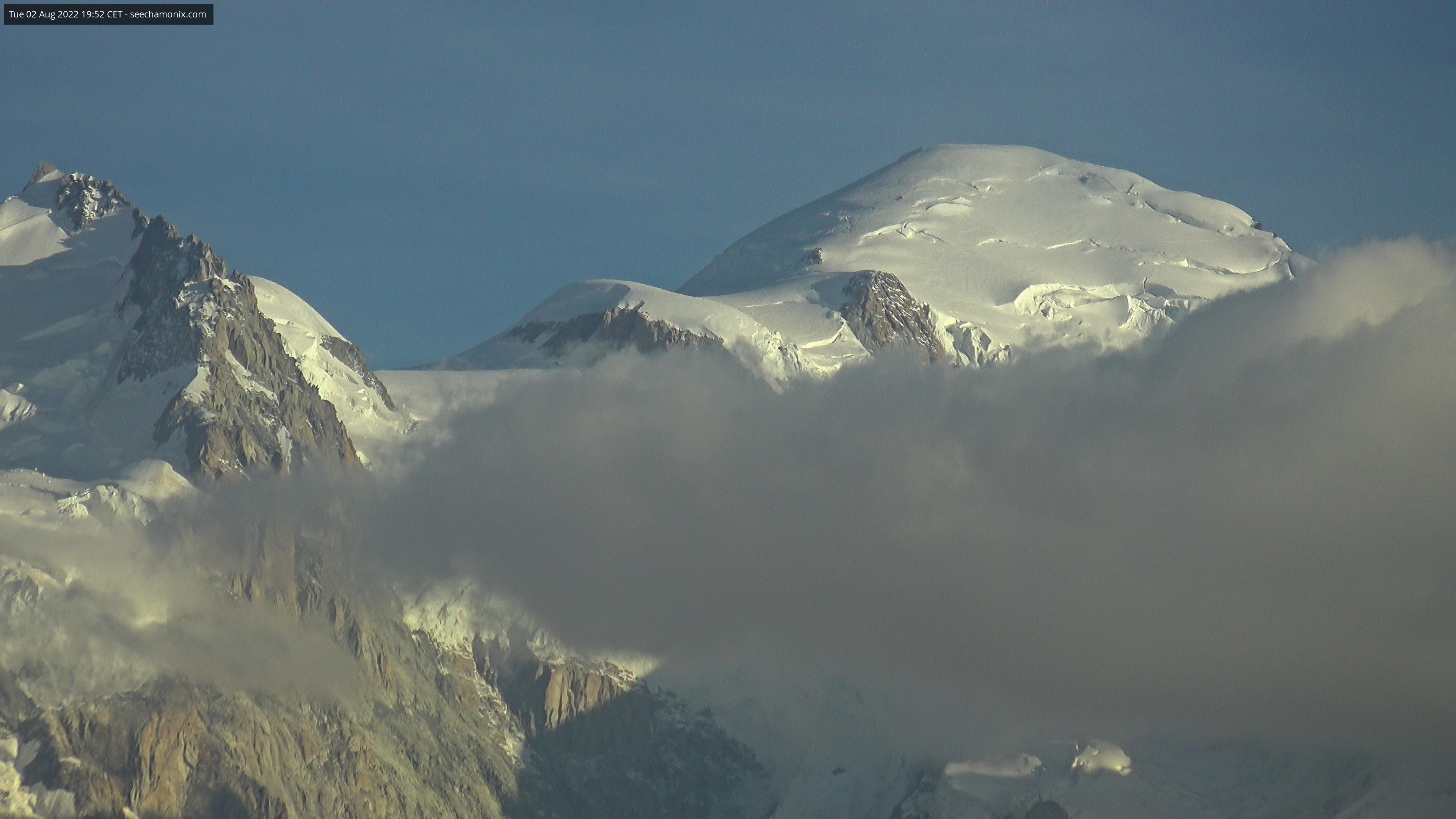 Webcams de Chamonix Mt. Blanc